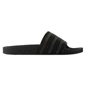アディダス メンズ adidas Originals Adilette サンダル スリッパ Black