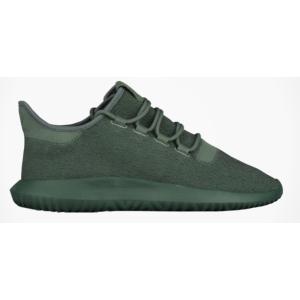 アディダス メンズ adidas Originals Tubular Shadow スニーカー チュブラー シャドウ Trace Green/Trace Green/Tactile Yellow|troishomme