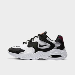 ナイキ メンズ Nike Air Max 2X ランニングシューズ White/Black