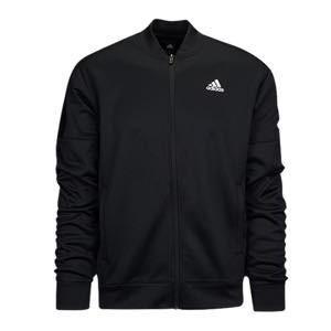 アディダス メンズ ジャケット adidas Team Issue Full-Zip Fleece Jacket 上着 アウター Black/White|troishomme