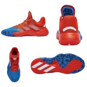 アディダス メンズ ドノバン ミッチェル adidas D.O.N. Issue 1 バッシュ Blue/Red/White|troishomme|02