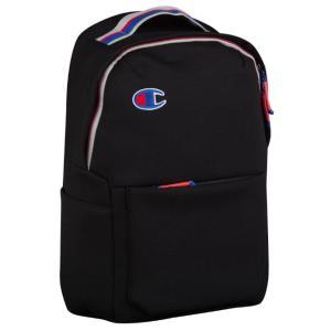 チャンピオン バックパック ワンサイズ Champion Attribute Laptop Backpack リュック Black|troishomme