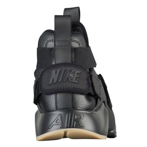 ナイキ レディース エアハラチシティ Nike Air Huarache City スニーカー Black/Dark Grey/Gum Light Brown|troishomme|02