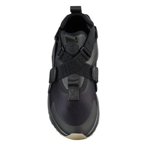 ナイキ レディース エアハラチシティ Nike Air Huarache City スニーカー Black/Dark Grey/Gum Light Brown|troishomme|03