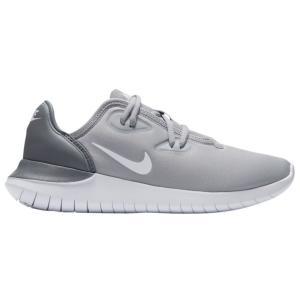 ナイキ レディース ランニングシューズ スニーカー Nike Hakata Wolf Grey/White/Cool Grey|troishomme