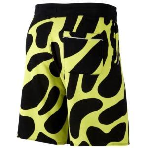 ナイキ メンズ ショーツ Nike Retro Future Shorts ハーフパンツ 半ズボン Volt|troishomme|02