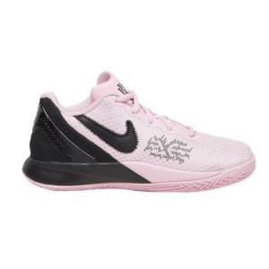 ナイキ キッズ/ジュニア カイリー フライトラップ2 Nike Kyrie Flytrap II PS バッシュ Pink Foam/Black/Hyper Pink ミニバス|troishomme
