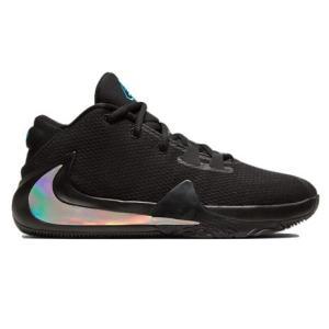 ナイキ キッズ/レディース ズーム フリーク Nike Zoom Freak 1 GS バッシュ ミニバス Black/Multi/Photo Blue|troishomme