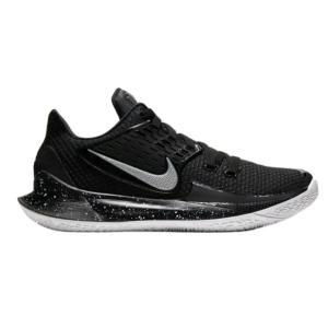 ナイキ キッズ/レディース カイリー2 Nike Kyrie Low 2 GS バッシュ ミニバス Black/Met Silver|troishomme