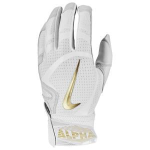 即納 ナイキ メンズ 野球 Nike Huarache Elite Batting Gloves バ...