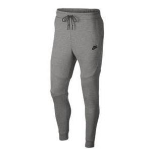 即納 ナイキ メンズ Nike Tech Fleece Jogger Pants ジョガーパンツ Dark Grey Heather/Black/Black テックフリース troishomme