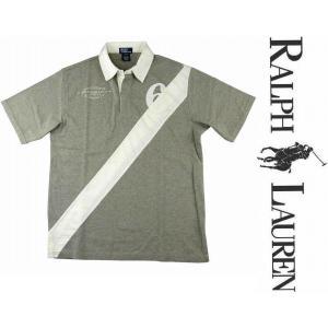ラルフローレン ボーイズ/キッズ Polo Ralph Lauren Cotton Polo Shirt ポロシャツ 半袖 Grey|troishomme