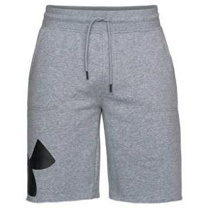 アンダーアーマー メンズ ショーツ UA Rival Fleece Exploded Logo Short フリース ハーフパンツ|troishomme