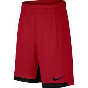 即納 ナイキ キッズ Nike Trophy Shorts バスパン Gym Red/Black ショーツ トレーニングパンツ|troishomme