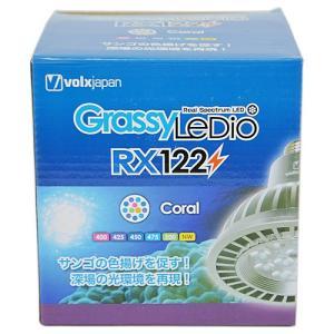 省エネ&大光量のLEDランプです。 サンゴの色揚げを促す!深場の光環境を再現!