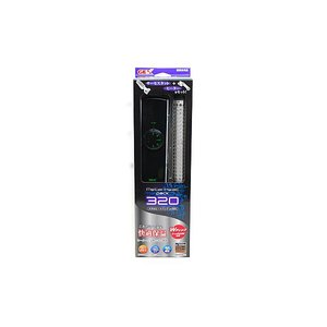 GEX メタルヒートパック SH320  【熱帯魚・アクアリウム/保温器具/ヒーター・サーモスタットセット】