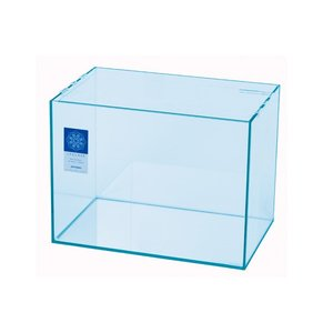 幅45x奥行き30x高さ30cmフレームレスガラス水槽です。