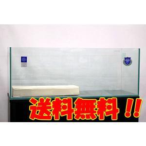 送料無料 コトブキ レグラスフラット F−1200L 120cmフレームレスガラス水槽 到着日時指定...