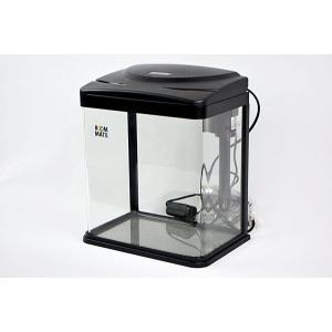 ニッソー ルームメイト238 ブラック 一体型・小型インテリア水槽セット