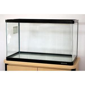 ニッソー 60cm曲げガラス水槽 NS−106 熱帯魚・アクアリウム/水槽・アクアリウム/水槽