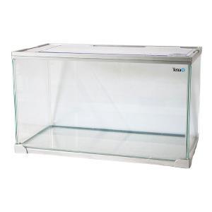 幅52×奥行27×高さ30cmガラス水槽です。 横幅52cm、容量約36Lのガラス水槽で、ゆったりと...