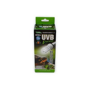 熱帯に棲息する爬虫類に最適な紫外線を照射します。 爬虫類が生活していくにはUV(紫外線)が必要です。...