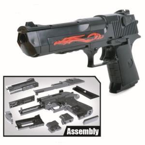 プラモデル ガン 組み立て 銃 おもちゃ コスプレ アクション フィギア SWAT 18111610...