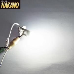 ◆条件付き送料無料◆驚きの明るさ 3D-SUPER LED H3バルブ 24V ホワイト 白|truckshop-nakano