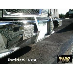 懐かしの バンパーブッシュアンドン R/Lセット 鏡面 ユニットなし|truckshop-nakano