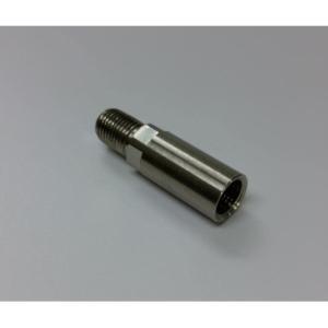 【キャッシュレス5%還元】ノブ延長 ノブ変換 同径エクステンション 47mm ノブを延ばす シフトノブを少しだけ延ばす|truckshop-nakano