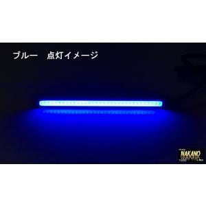 LEDスティックライト 12/24V共用 ストロボ/常時点灯...