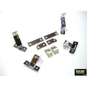 ミラーステー取付金具セット 取付に便利 ギガ/フォワード様|truckshop-nakano