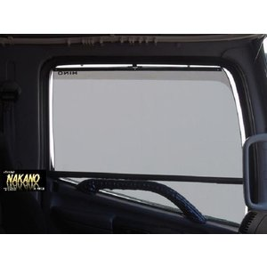 猛暑対策 カーテンいらず トラック用ロールスクリーン R/Lセット スーパーグレート/07スーパーグレート/17スーパーグレート|truckshop-nakano