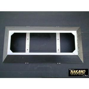 テーパーカバー 中 アルナアンドン中用 看板灯カバー 社名看板|truckshop-nakano