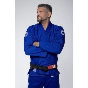 ブラジリアン柔術 KINGZ キングズ Classic クラシック 青色 A1・A2・A3 柔術着 柔術衣 道着 キングス