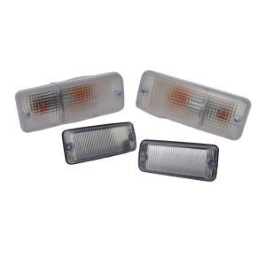 ジムニー JA11 JA12 クリア ウインカー サイドマーカー スズキ JA22 JA71 クリア...