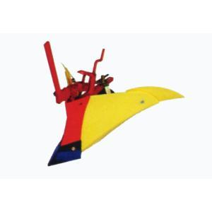 FR716用 ニューイエロー培土器 尾輪付き /管理機 作業機 丸型 中耕培土|truetools