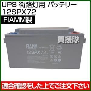 FIAMM UPS 街路灯用 バッテリー 12SPX72|truetools