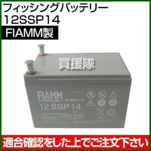 FIAMM フィッシングバッテリー 12SSP14|truetools