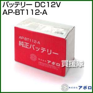 アポロ バッテリー AP-BT112-A DC12V|truetools