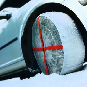 緊急用タイヤチェーン オートソック Auto Sock ハイパフォーマンス|truetools