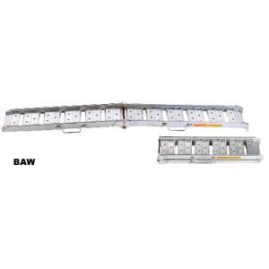 昭和ブリッジ アルミブリッジ BAW-210 0.25t/1本・250幅 ツメ|truetools