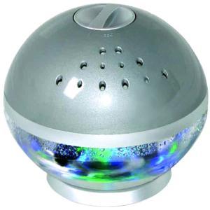 セラヴィ 3色LED付アロマ空気洗浄機 アロボmini USB型 CLV-306-S|truetools