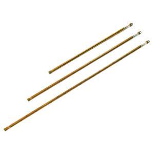 第一ビニール 和風竹 3本入 径11mm×90cm 5パックセット|truetools