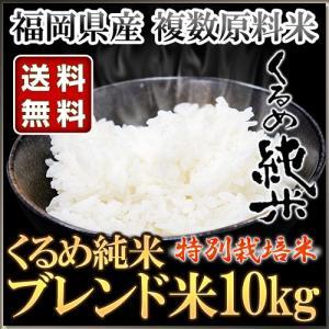 くるめ純米 ブレンド米 10kg くるめ純米|truetools