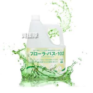 浴用化粧品入浴液 フローラ・バス102 2リットル|truetools