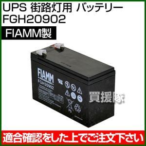 FIAMM UPS 街路灯用 バッテリー FGH20902|truetools