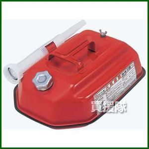 マッキンリー カラーガソリン携行缶10L GM-10-R カラー:レッド|truetools
