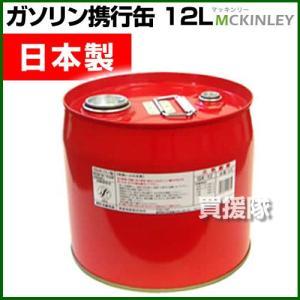 ガソリン携行缶 12L 消防法適合品 GX-12|truetools