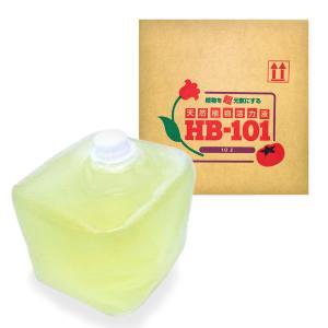 天然植物活力液 HB-101 10リットル|truetools